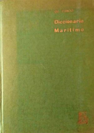 DICCIONARIO MARÍTIMO (ILUSTRADO)