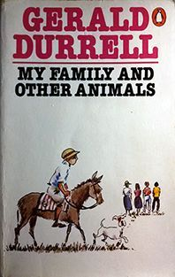 MY FAMILY AN OTHER ANIMALS *PENGUIN BOOKS*
