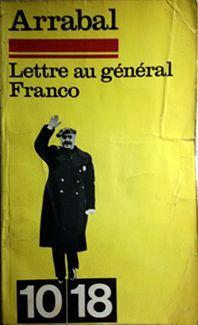 LETTRE AU GENERAL FRANCO