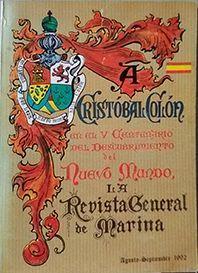 REVISTA GENERAL DE MARINA  AGOSTO-SEPTIEMBRE 1992  TOMO 2223