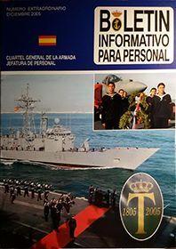 BOLETIN INFORMATIVO PARA PERSONAL. DICIEMBRE 2005