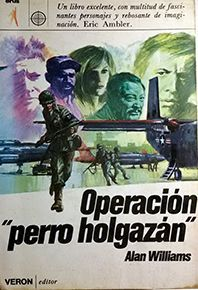 OPERACION PERRO HOLGAZAN