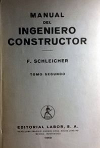 MANUAL DEL INGENIERO CONSTRUCTOR - TOMOII