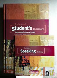 RICHMOND STUDENT'S DICTIONARY ESPAÑOL-INGLÉS, INGLÉS-ESPAÑOL