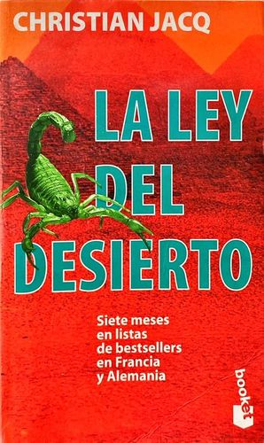 LA LEY DEL DESIERTO