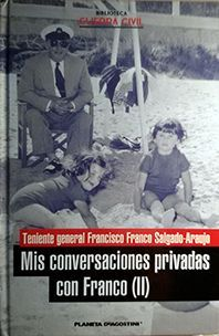 MIS CONVERSACIONES PRIVADAS CON FRANCO II
