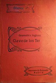 GRAMATICA INGLESA /CLAVES DE LOS TEMAS