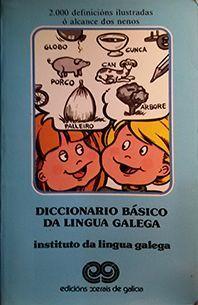 DICCIONARIO BASICO DA LINGUA GALEGA