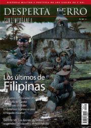 DESPERTA FERRO CONTEMPORANEA 44: LOS ULTIMOS DE FILIPINAS
