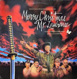 VINILO - MERRY CHRISTMAS MR. LAWRENCE