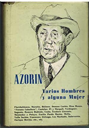 VARIOS HOMBRES Y ALGUNA MUJER