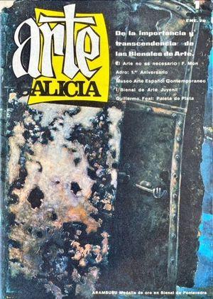 REVISTA ARTE GALICIA Nº 1 ENE. 1979
