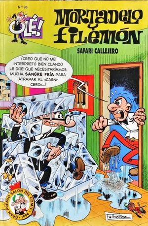 SAFARI CALLEJERO Nº 98