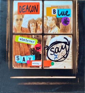 VINILO - WHATEVER YOU SAY, SAY NOTHING