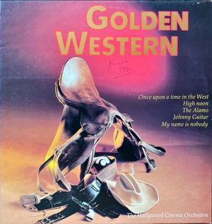 VINILO - GOLDEN WESTERN