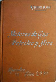 MOTORES DE GAS , PETROLEO Y AIRE