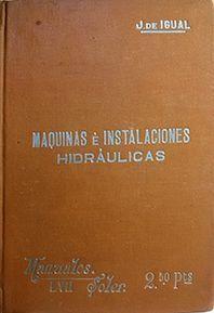 MAQUINAS E INSTALACIONES HIDRAULICAS
