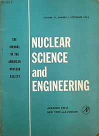 NUCLEARSCIENCE AND ENGINEERING