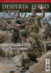 DESPERTA FERRO CONTEMPORANEA Nº 45: NORMANDÍA (III): GOLD, JUNO Y SWORD