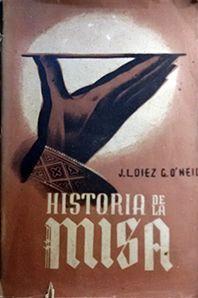 HISTORIA DE LA MISA