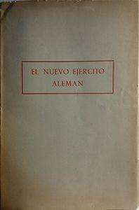 EL NUEVO EJERCITO ALEMAN
