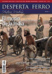 DESPERTA FERRO HISTORIA MODERNA Nº 52: EL MOTÍN DE LA INDIA