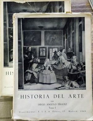 HISTORIA DEL ARTE - VOLS. I Y II
