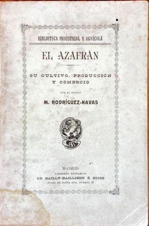 EL AZAFRÁN