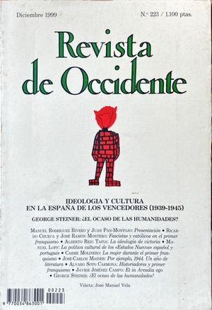 REVISTA DE OCCIDENTE Nº 223