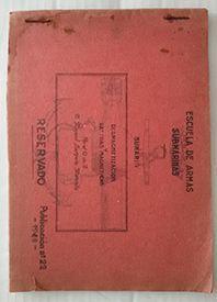 ESCUELA DE ARMAS SUBMARINAS  N� 1948