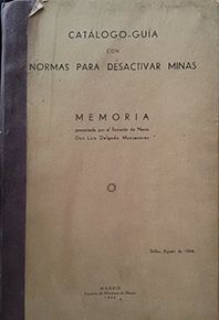 NORMAS PARA DESACTIVAR MINAS