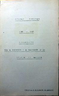 REGLAMENTO BUREAU VERITAS  1828 - 1927