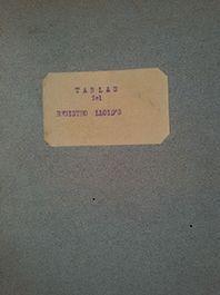 TABLAS DEL REGISTRO LLOID'S