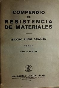 COMPENDIO DE RESISTENCIA DE MATERIALES TOMO I