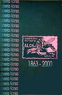 LIBRERIA ALONSO 1863 - 2000