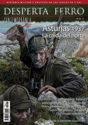 DESPERTA FERRO CONTEMPORÁNEA 47: ASTURIAS 1937. LA CAIDA DEL NORTE