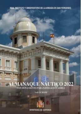 ALMANAQUE NAUTICO 2022