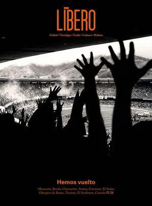 REVISTA LIBERO 38: HEMOS VUELTO (OTOÑO 2021)