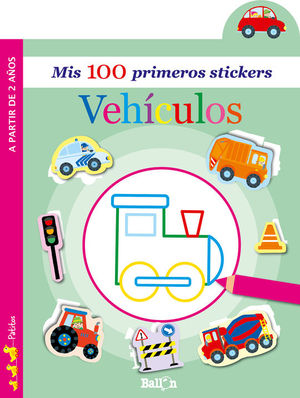 MIS 100 PRIMEROS STICKERS: VEHICULOS