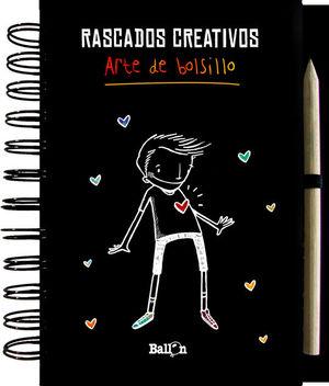 RASCADOS CREATIVOS - LAS EMOCIONES