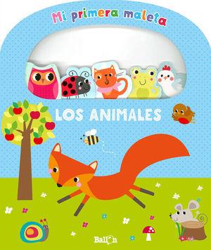 MI PRIMERA MALETA: LOS ANIMALES