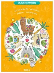 COLOURING MANDALAS: LA NATURALEZA