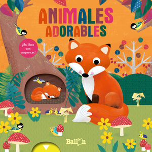 ANIMALES ADORABLES