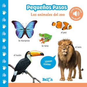 PEQUEÑOS PASOS LOS ANIMALES DEL ZOO