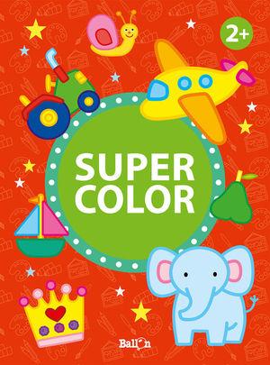 SUPER COLOR +2 ROJO