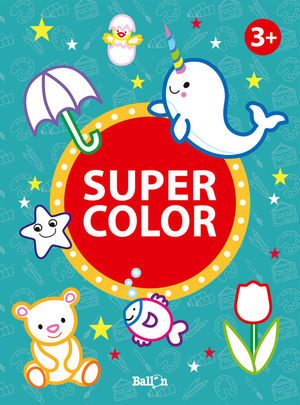 SUPER COLOR +3 AZUL