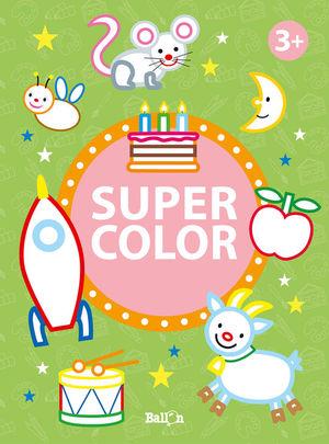 SUPER COLOR +3 VERDE