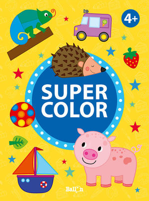 SUPER COLOR +4