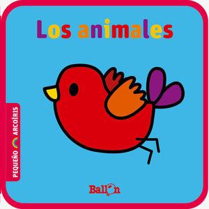 LOS ANIMALES - LIBROS BLANDITOS MINI