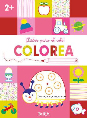 ILISTOS PARA EL COLE! COLOREA +2